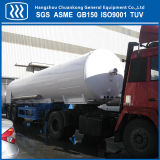 Schlussteil des Sauerstoff-Stickstoff-Tanker-LNG halb mit ASME GB