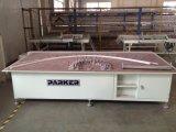 FENSTER-Tür-Plastikprofil-Bogen-verbiegende Maschine Jinan-Parker Plastik