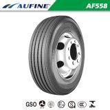 Neumático radial del carro de Aufine y neumático de TBR con S+M, etiquetando