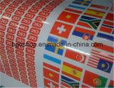 Los PP carrete de película para arriba la bandera 240 del soporte