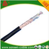 Proteção de cobre do núcleo do PVC de Rvp e cabo flexível isolado PVC