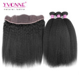 Lace Frontal ClosureのブラジルのVirgin Hair
