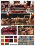 Sofà del salone con la presidenza del sofà per mobilia domestica (D962)