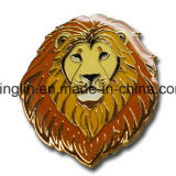 Distintivo del metallo di colore completo/Pin a resina epossidica su ordinazione del risvolto per il regalo di promozione