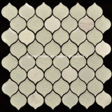 Персик Shape Crackle Ice Ceramic Mosaic Tile в 2016