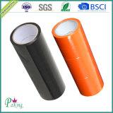 Nastro adesivo dell'imballaggio di colore arancione BOPP