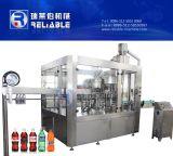 Volles automatisches kleines Sodawasser-kohlensäurehaltiges Getränk, das Maschine herstellend füllt