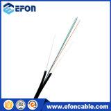 Tipo do fecho de correr de FTTH - 1 - 4 cabo pendente ótico da fibra dos núcleos G657A interno