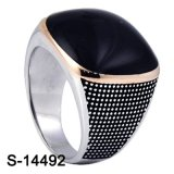 Klassischer Sterlingsilber-Ring des Modell-925 mit Fabrik-Preis
