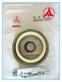 Kits de reparación del sello del cilindro del brazo del excavador de Sany 60266049k para Sy115