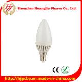 LED 12W ligero G60 con Ce y rhos