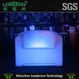 Tos multicolora del resplandor de los muebles del LED