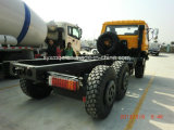 Abwasser Truck 6*6 nicht für den Straßenverkehr mit Vacuum Pump (DFS5160)