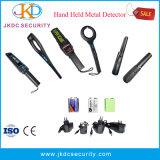 Alta sensibilidad de alarma de seguridad portátil de mano del detector de metales