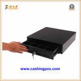 Cajón del efectivo de la posición para los periférico Qet-400 de la posición del cajón del dinero de la caja registradora/del rectángulo