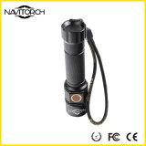 Linterna durable recargable del recorrido LED del CREE XP-E del tiempo duradero (NK-1865)