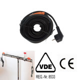 Câble chauffant de pipe de VDE des ventes directes 224W d'usine