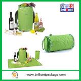 ハンドバッグが付いている記憶の飲み物のクーラー袋