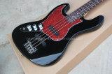 Нот Hanhai/левша тип St черноты электрическая басовая гитара