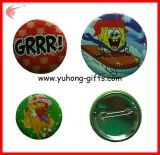 Promotion (YH-TB003)のためのカスタムButton Tin Badge