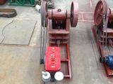 Motor diesel de la trituradora de quijada PE-150*250, trituradora de quijada de la roca, trituradora de piedra con el motor diesel