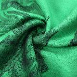 Het Patroon van de Bloem van de Sjaal van de Winter van Pashmina van Wholsesale voor Dame