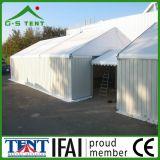 壁が付いている屋外の巨大なフレームのイベントのZelteのイベントのテント