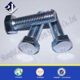 Il bullone Hex DIN933 con zinco ha placcato 8.8