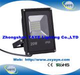 Yaye Ce/RoHS/2yearsの保証が付いている2016の最もよい販売法USD5.96/PC SMD 20W LEDの洪水ライト/20W SMD LEDフラッドライト