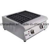 2 -Head Electric Fish Pellet Grill Maker (ET-YW-2)