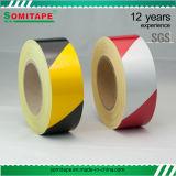 Qualität garantiertes reflektierendes selbstklebendes Band Sh508 für das Warnen auf Fußboden Somitape