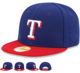 2016熱い販売の刺繍が付いている新しい方法綿のバスケットボールの帽子