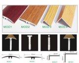 Perfiles de madera usables del suelo del modelo para todo el suelo del espesor