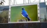 WallのP10 Full Color Front Service Outdoor LED Screen Mounted