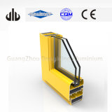 Windows de aluminio y marco de aluminio del marco de los perfiles de las puertas