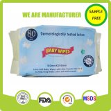 Tejido material suave natural del bebé de la alta calidad