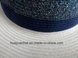 Sombreros mezclados del safari del color del papel del 100%