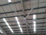Lange Nutzungsdauer, 1.5kw Messegelaende verwendet der hohen Rückkehr-7.2m (24FT) Ventilations-Ventilator