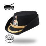 Шлем ведра типа способа с вышивкой золота