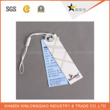 Fancy Paper Label Printing Sticker Garment Price Swing Hang Tags