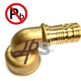 Acoplador de cobre amarillo con poco plomo de la pipa para la pipa de Pex