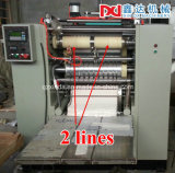 Máquina de papel plegable automática llena de la mano de la toalla de N