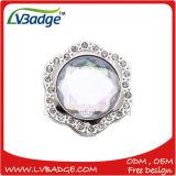 昇進女性のためのダイヤモンドが付いているFoldable袋のホック