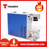 precio de la máquina de la marca del laser de la fibra de 10W 20W 30W Ipg/Raycus/Max buen para el material del metal y del no metal