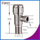 Ângulo escovado Vlave do aço inoxidável de Fyeer 304