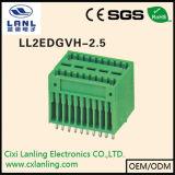 Pluggable разъем терминальных блоков Ll2edgrh-2.5