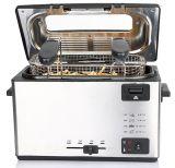 3L de Frituurpan van Electric van de Huisvesting van het Roestvrij staal van Manual Control voor Chicken
