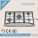 Cucina Equipment Blue Flame Gas Stove Gas Hob con Auto Igntion