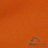 agua 75D y de la ropa de deportes tela punteada diamante tejida chaqueta al aire libre Viento-Resistente 100% de la pongis del poliester del telar jacquar abajo (E050)