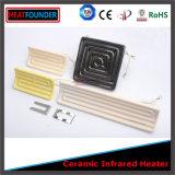 Placa cerâmica do calefator da alta qualidade longa da vida ativa